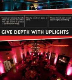8 Lighting Ideas to Uplift Your Event