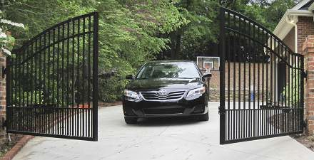 Automatic Gates Installation and Value Addition to Houses