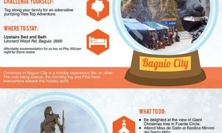 Holiday Getaways in the Philippines: Best Places to Spend Christmas