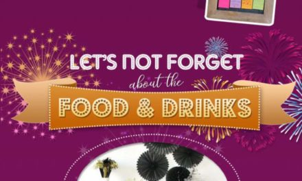 23 Easy New Year's Eve Party Ideas