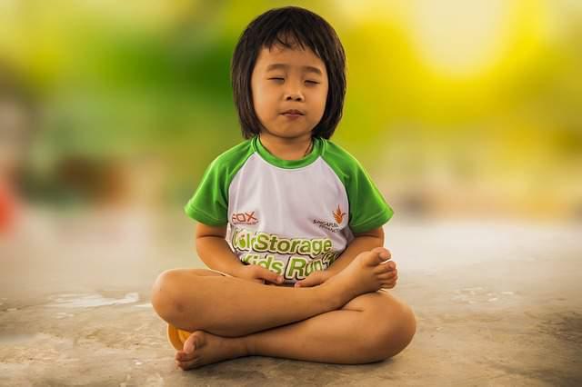 meditating-smallboy