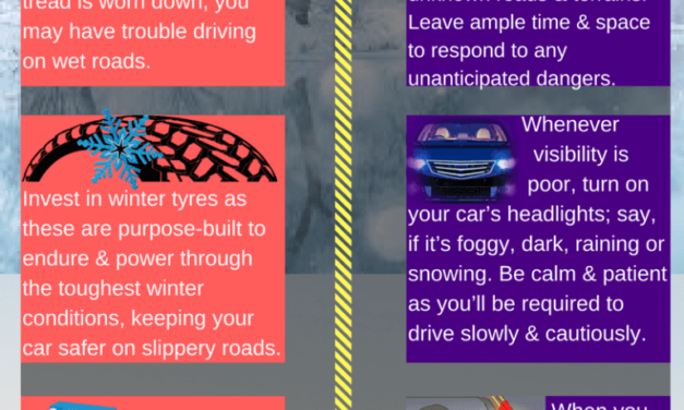 Winter Driving Readiness Tips