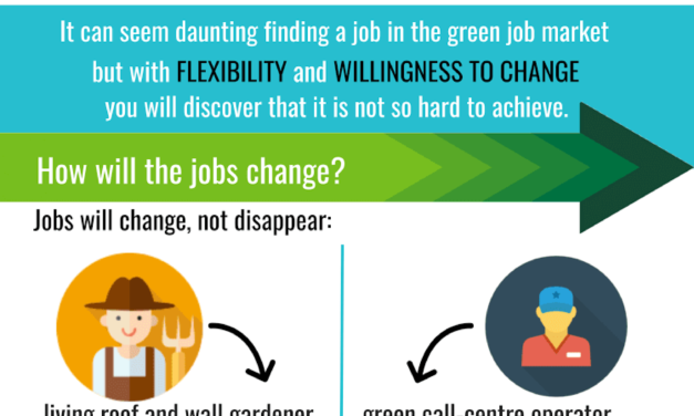 Are Green Jobs Destroying the Labour Market?