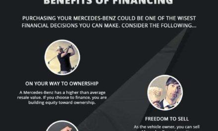 1st class lease vs. 1st class finance of Mercedes Benz car