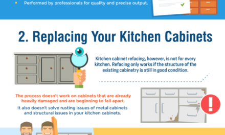 Kitchen Cabinets – Should We Reface, Replace, or Paint?