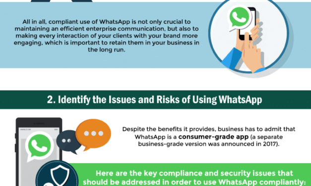 WhatsApp Messaging in the Financial Sector: Tips to Using it And Staying Compliant