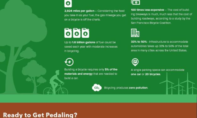The Environmental Impact of Cycling