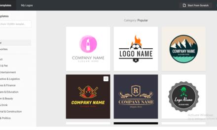 How to make a logo with DesignEvo?