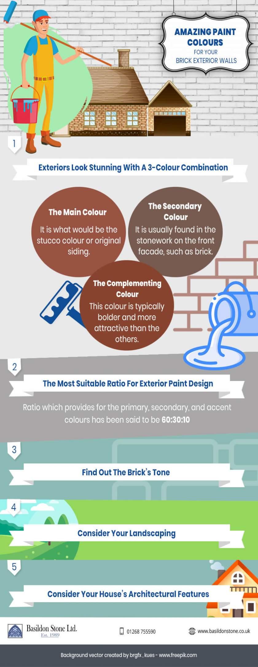Amazing-Paint-Colours-for-Your-Brick-Exterior-Walls