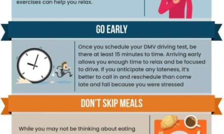 13 Easy Ways to Calm Your Nerves during a DMV Driving Test