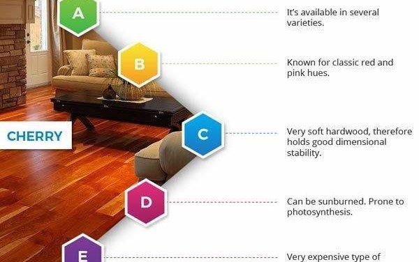 Types of Hardwood Flooring and Hardwood Species
