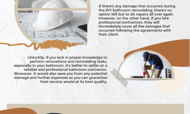Potential Risks of DIY Bathroom Remodeling