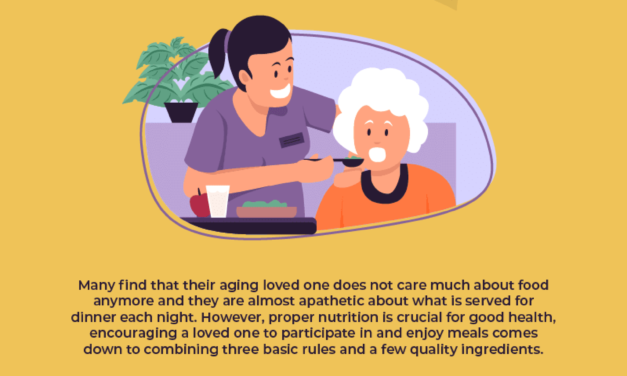 Preparing Healthy Meals for Our Elderly Loved Ones