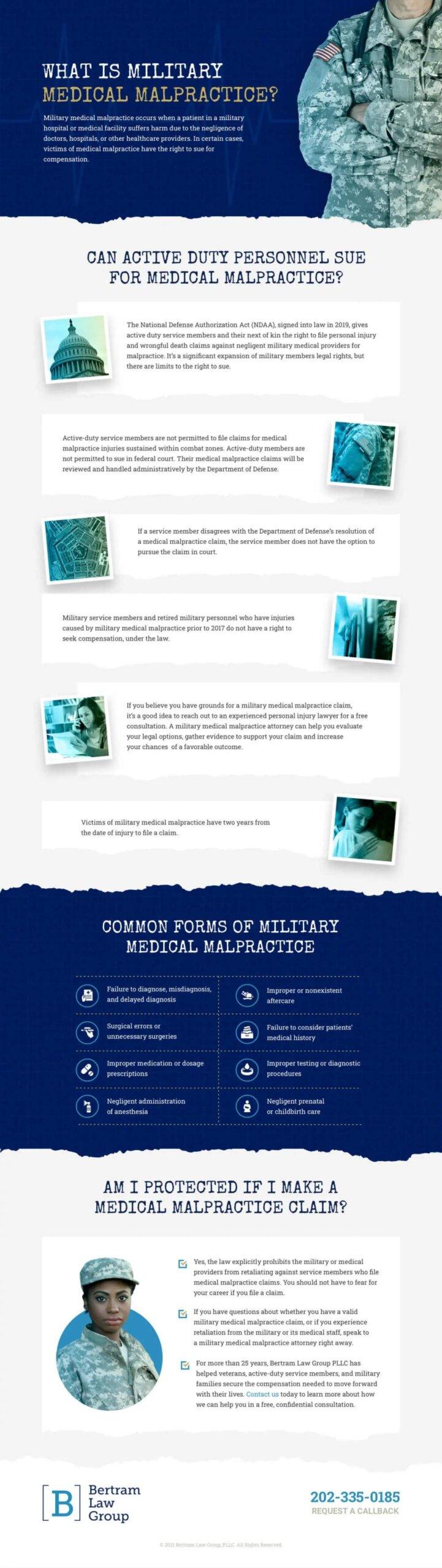 military-medical-malpractice