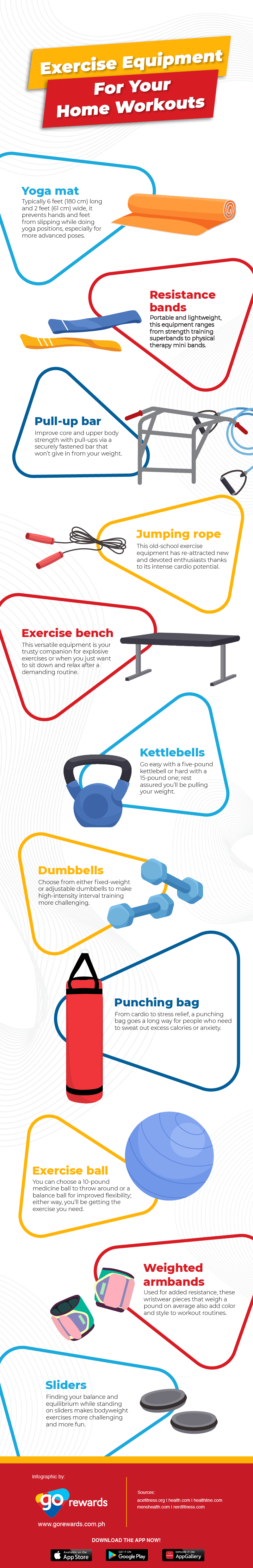 Exercises to Stay Fit at Home