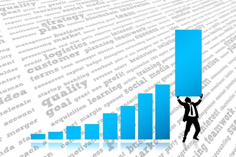 success-statistics-businessman